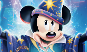 Disneyland winter catalogue Preview