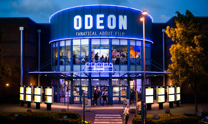 Odeon Cinemas crm Preview