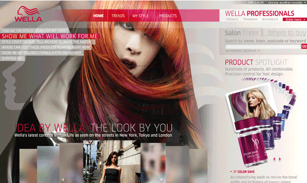 Wella complete digital platform Preview